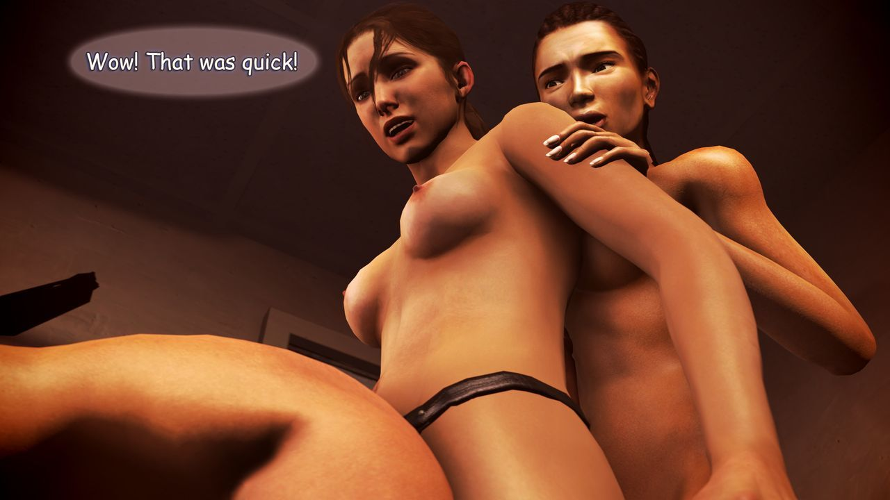 [Big Johnson] Zoey and Adriana\'s Stories Part 14 - part 2