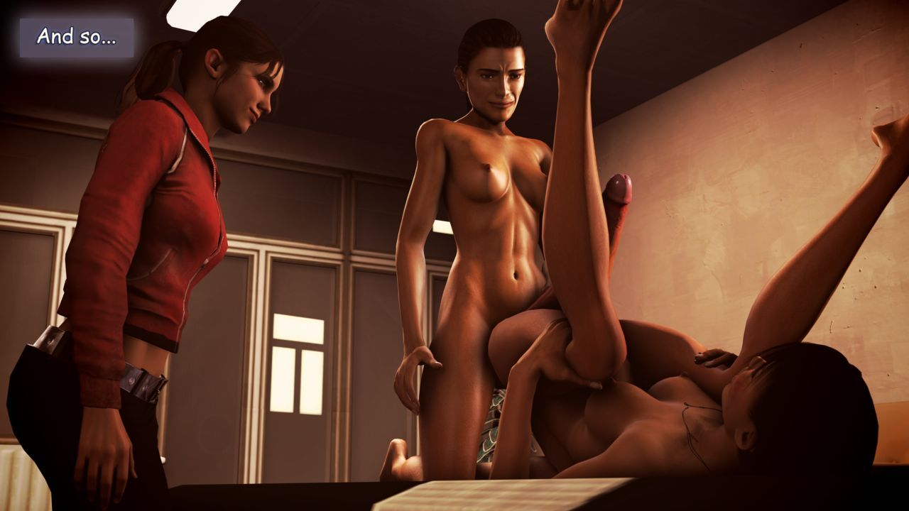 [Big Johnson] Zoey and Adriana\'s Stories Part 11