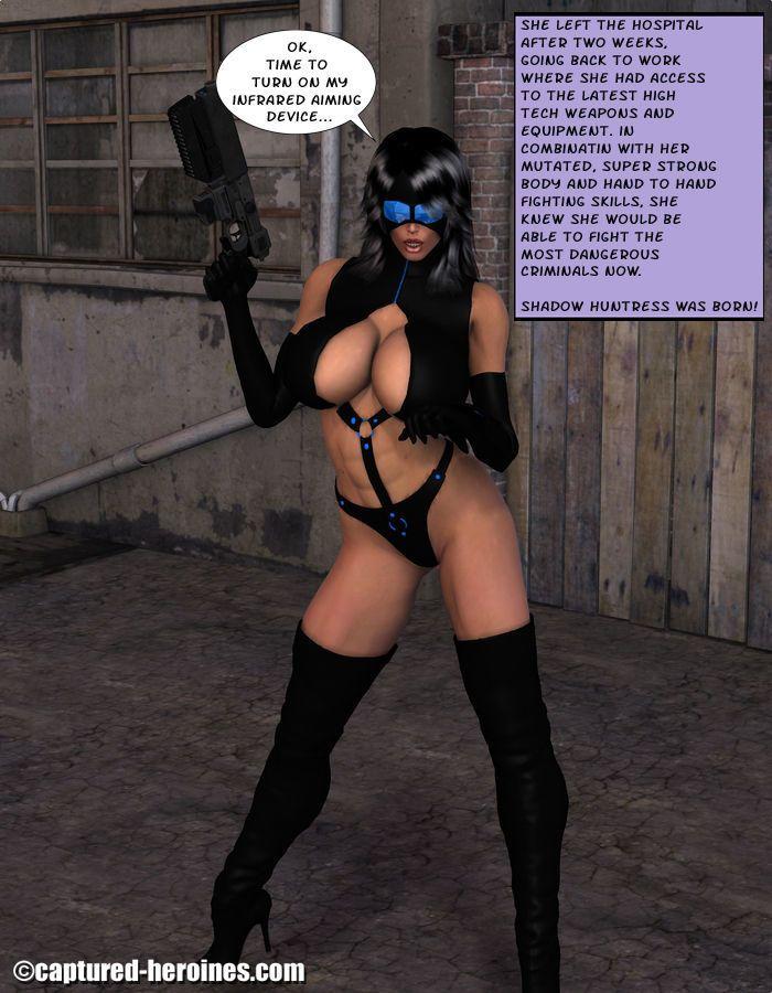 Shadow Huntress