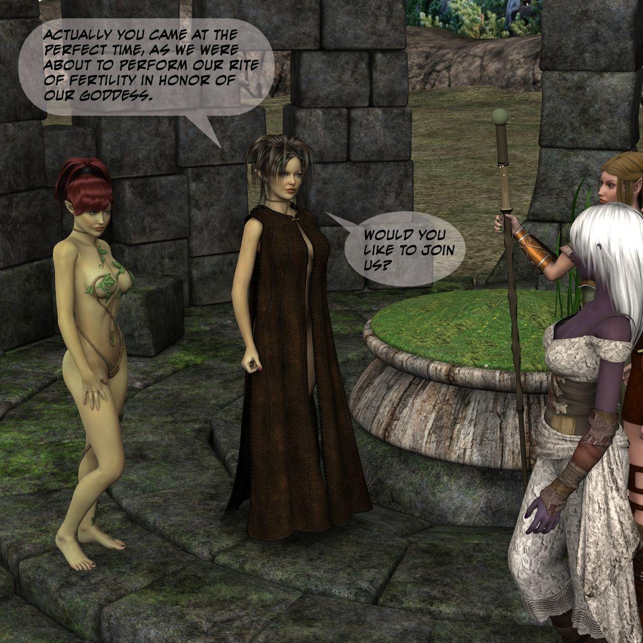 Baldur\'s Gate: Dryad Grove