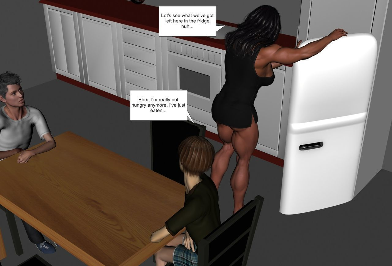 Amber & Julian (Marjory The Horny bitch ) by TST - part 3