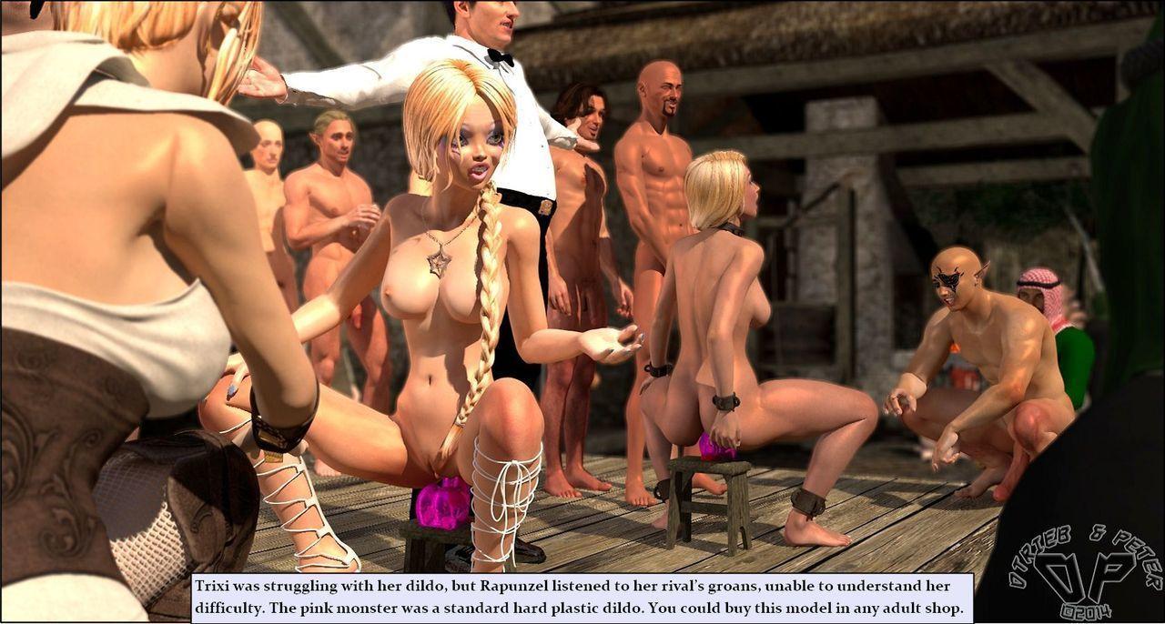 Porn Star Challenge - Part One - part 4