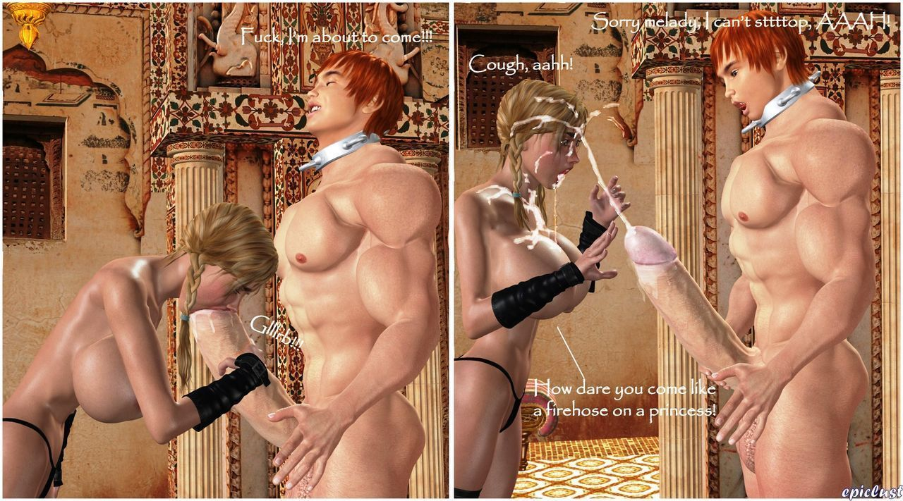 Epic Lust - Game of Cocks (Ongoing)
