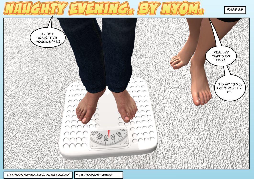 Nyom-Naughty Evening - part 2