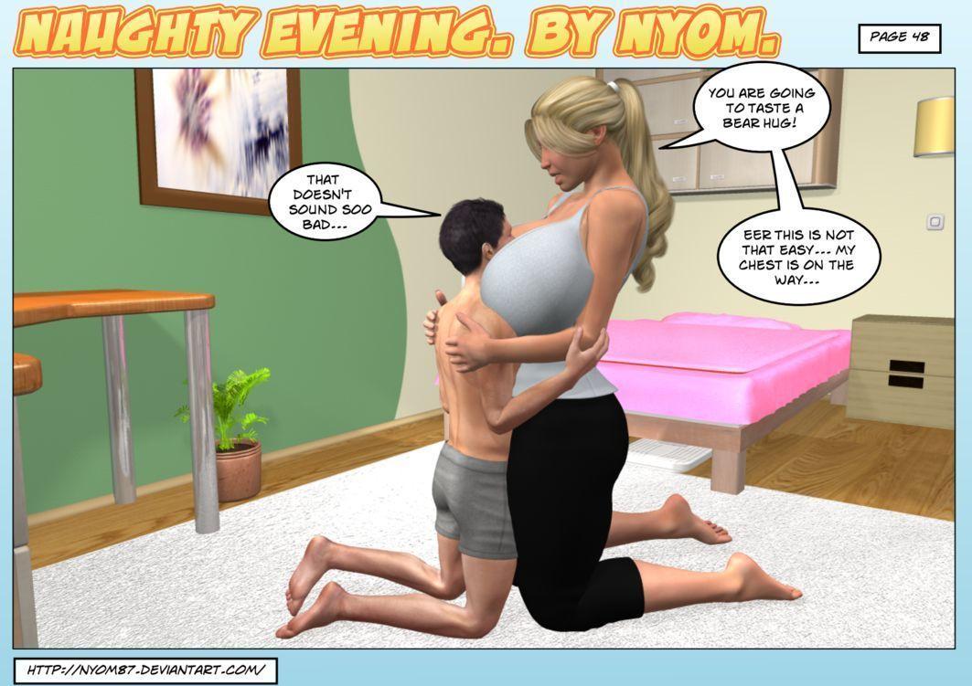 Nyom-Naughty Evening - part 3