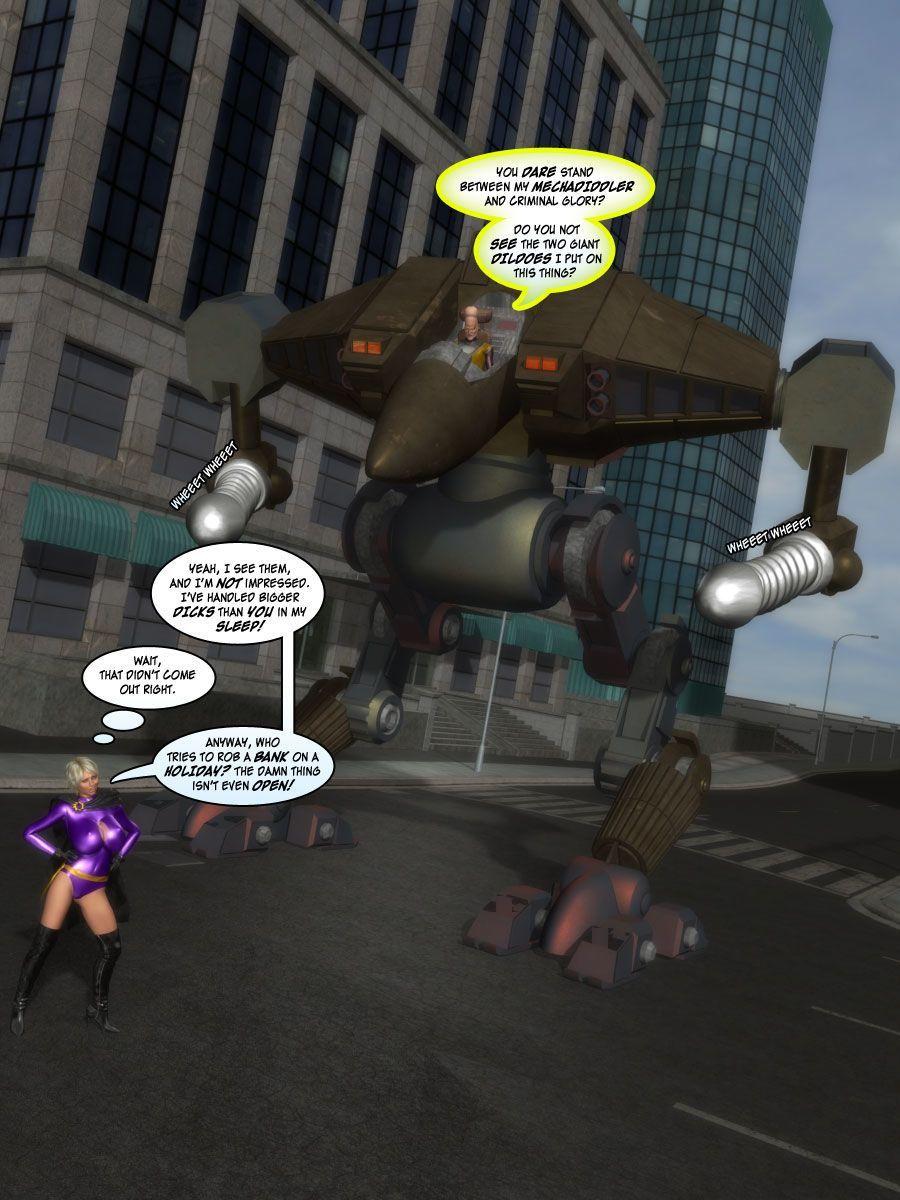Chrome Virus 28 - 38 - part 2