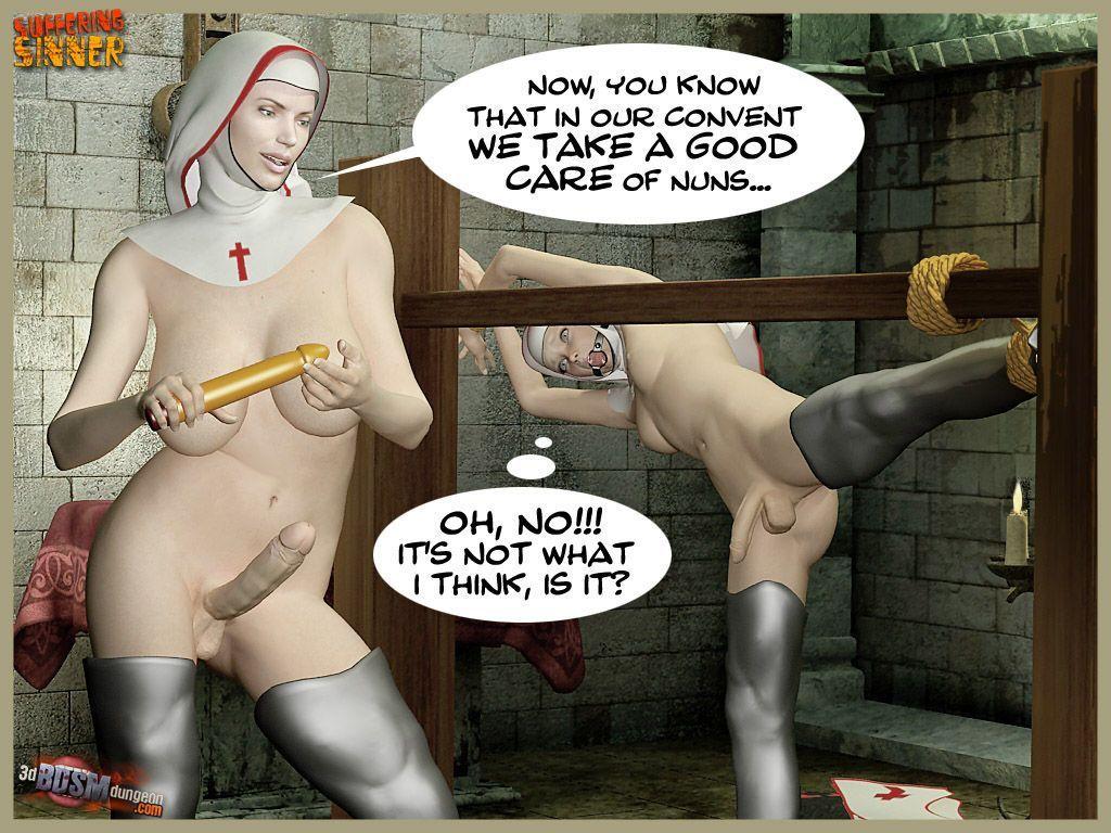 [3DbdsmDungeon] Suffering Sinner