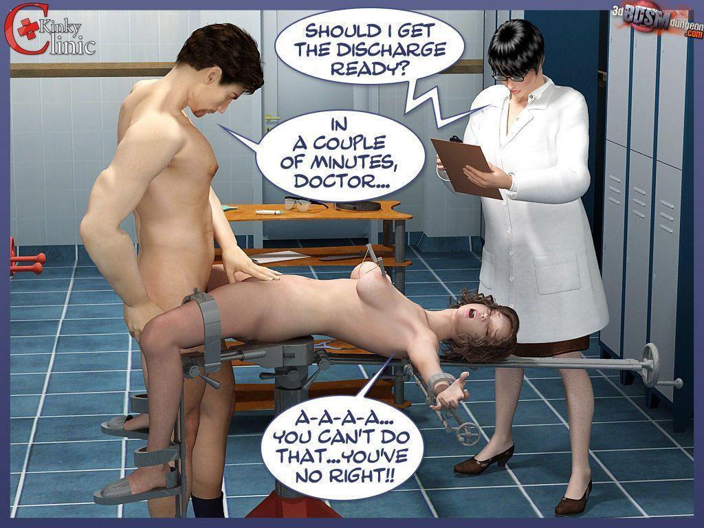 [3DbdsmDungeon] Kinky Clinic