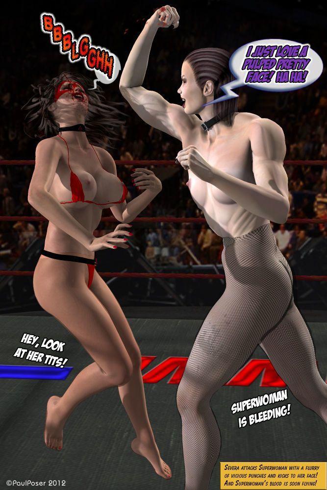 [PaulPoser]Superwoman vs Severa
