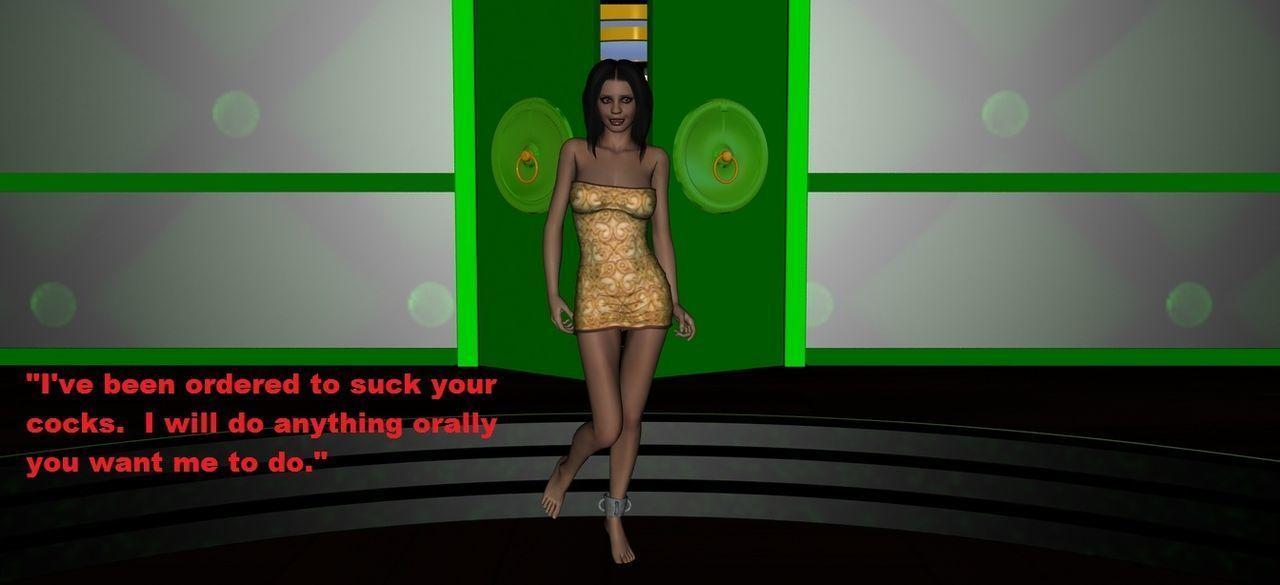 Selena Sexslave Blowjob
