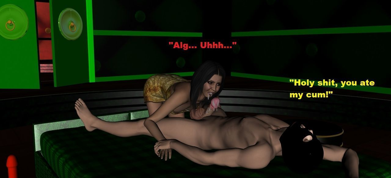 Selena Sexslave Blowjob - part 2