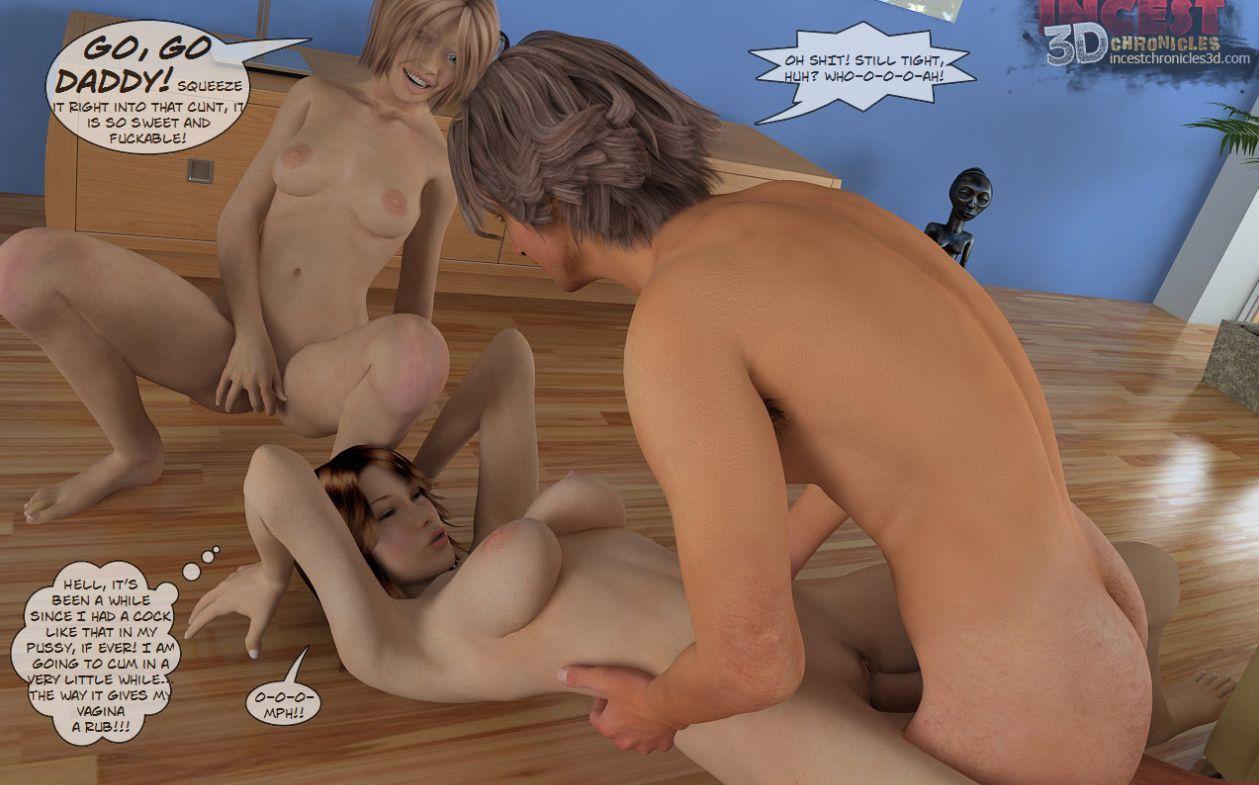Incest Party - part 2