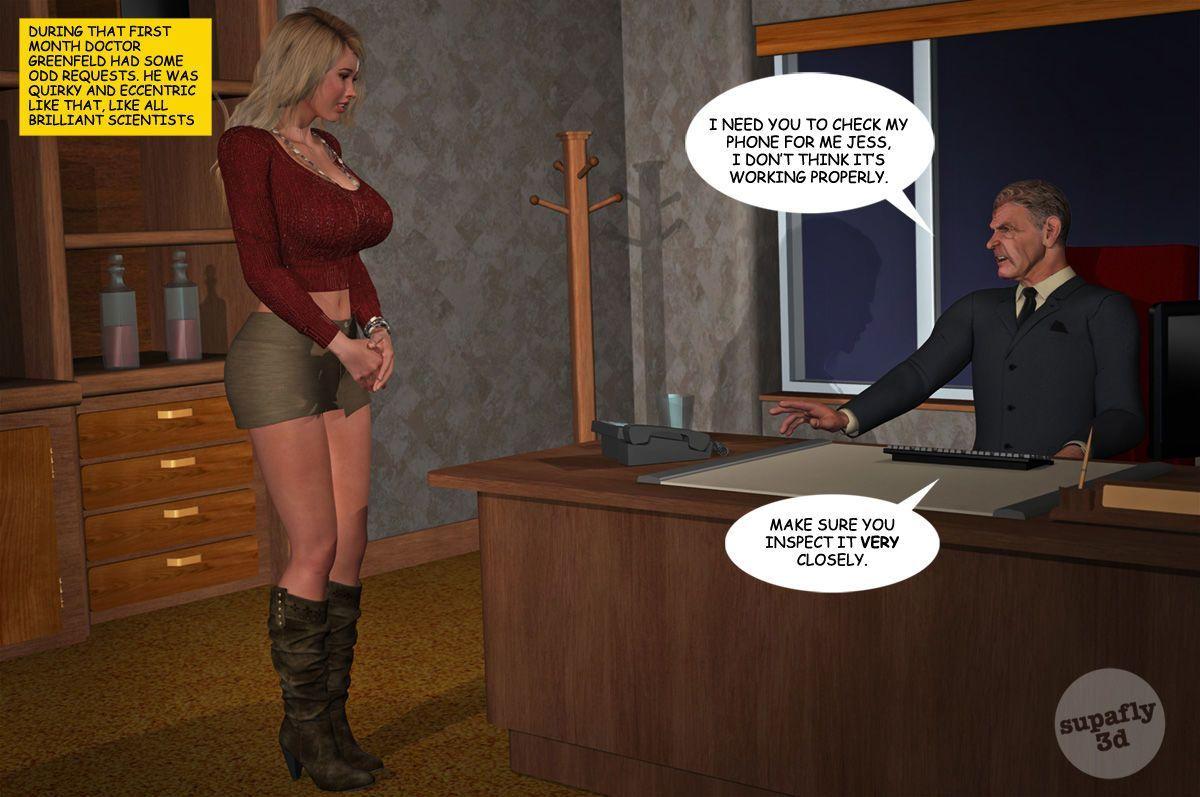 porn Zombie girl hentai