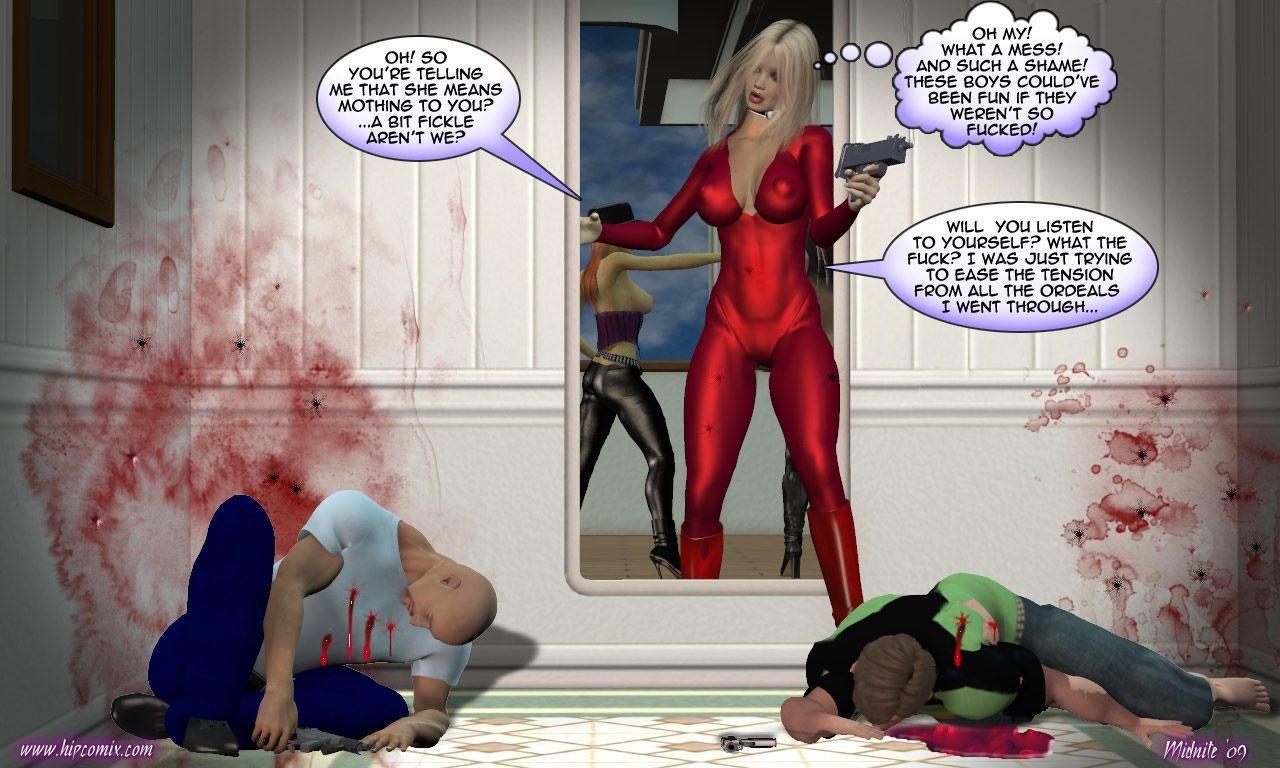 Betty Noir- the club med caper - part 4