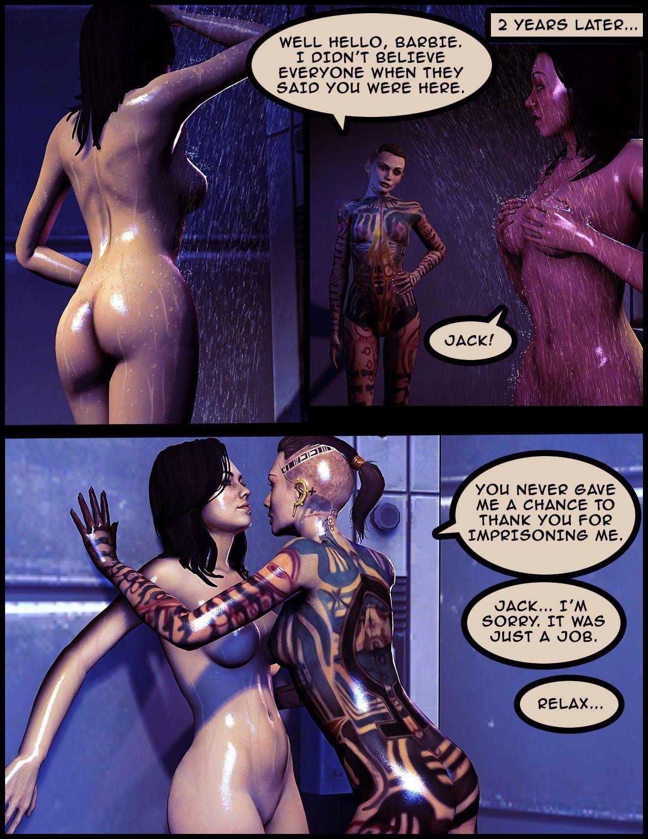 [Vaurra] The Renegade Life Part 2 (Mass Effect)