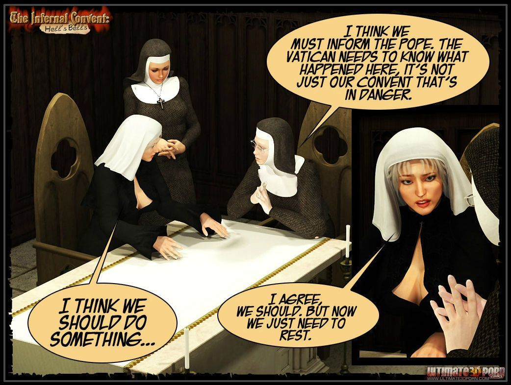 The Infernal Convent 2 - Hell\'s Bells - part 4