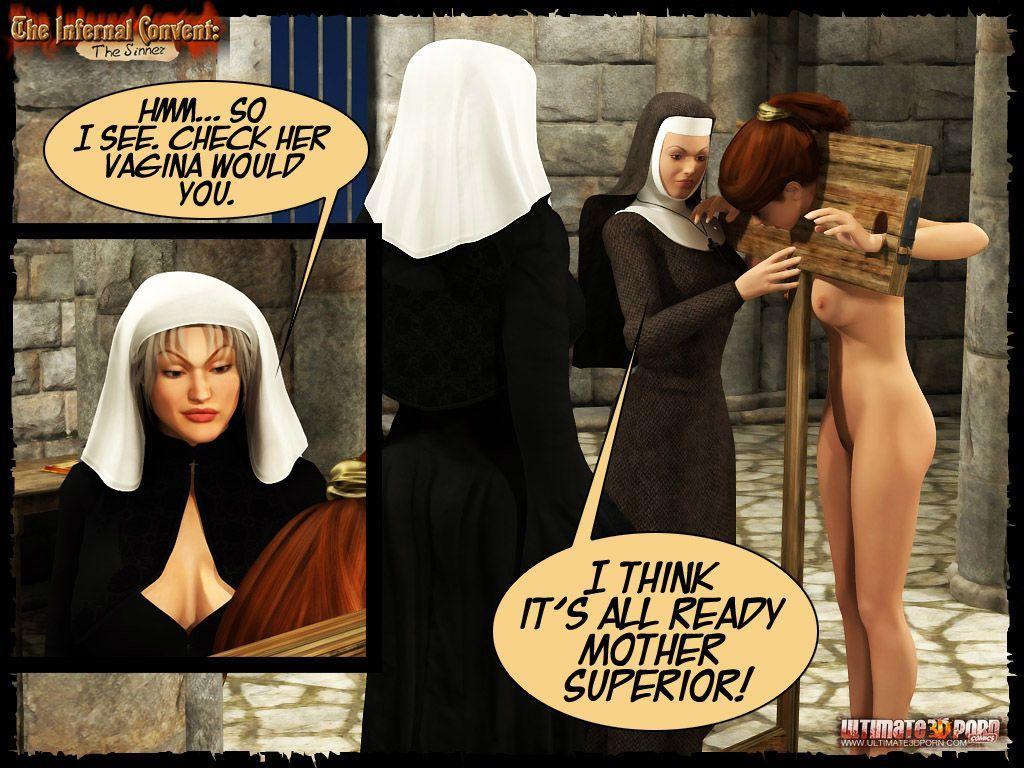 The Infernal Convent 1 - The Sinner