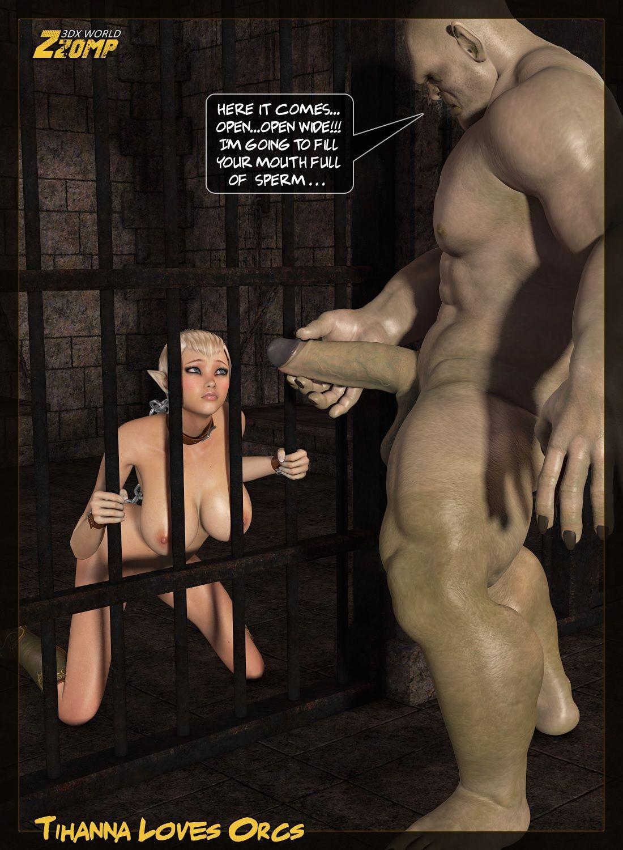 [Zzomp] Tihanna Loves Orcs [Part 1]