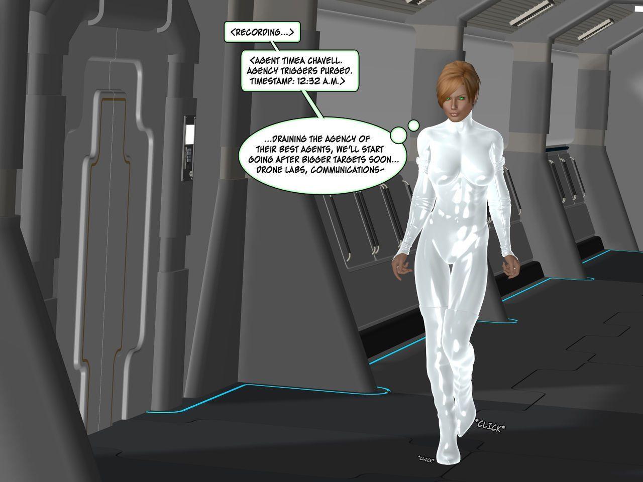 The Division - A Seductive Path 1-7 - part 12