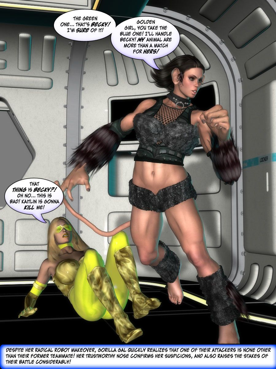 Monkey Business 1 - 20 - part 8