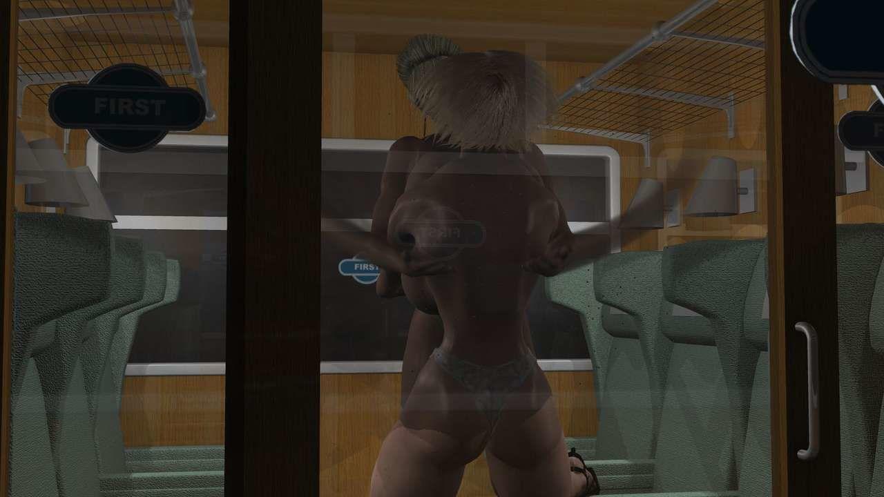 Crazy Train (FPZ3D) - part 2