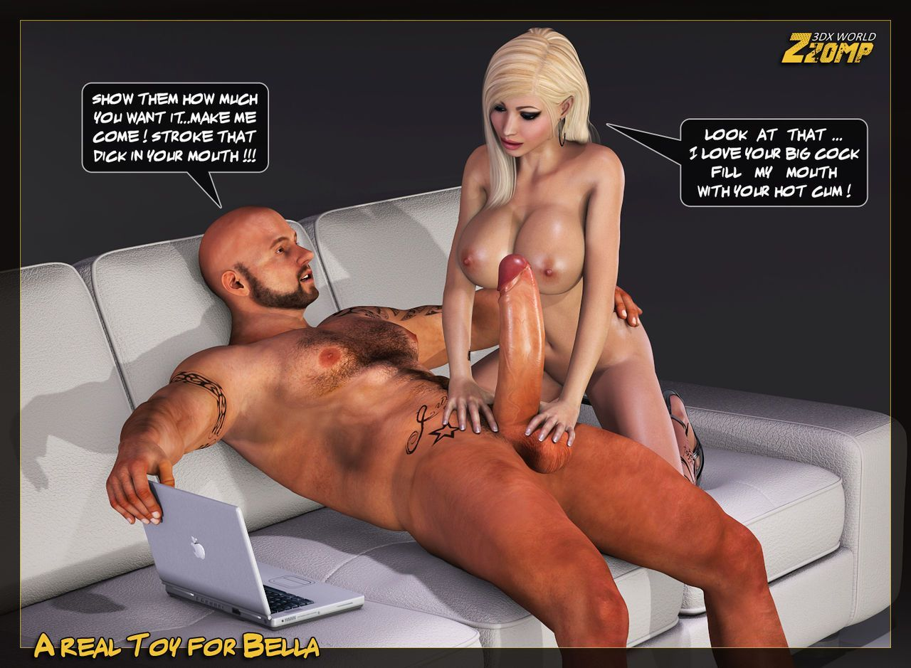 [Zzomp] - A real toy for bella - part 2