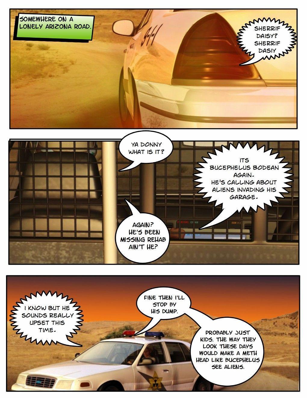 [Kow Tipper] Mars Needs MILFS {49pgs}