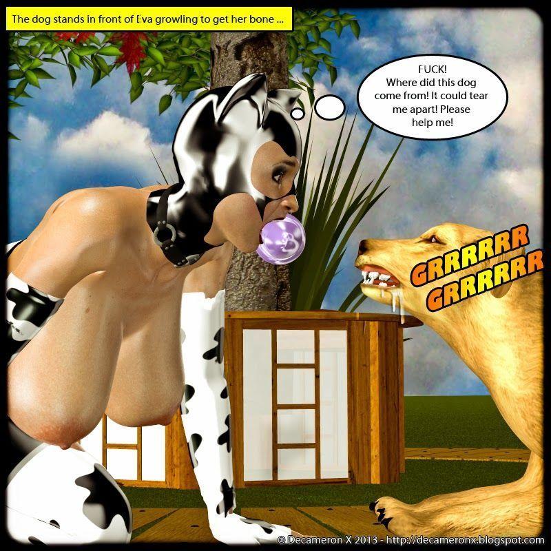 [DecameronX] Eva Lust 2 a Good Puppy - part 2
