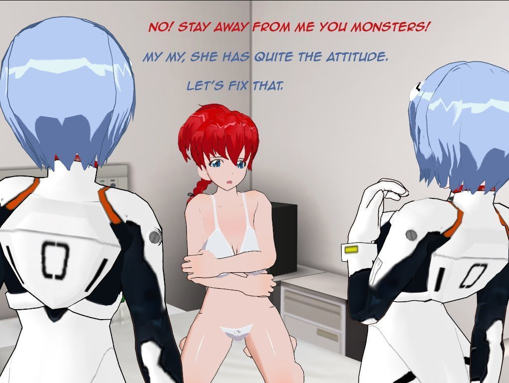 Rei\'s at the hospital [Kratos0901]