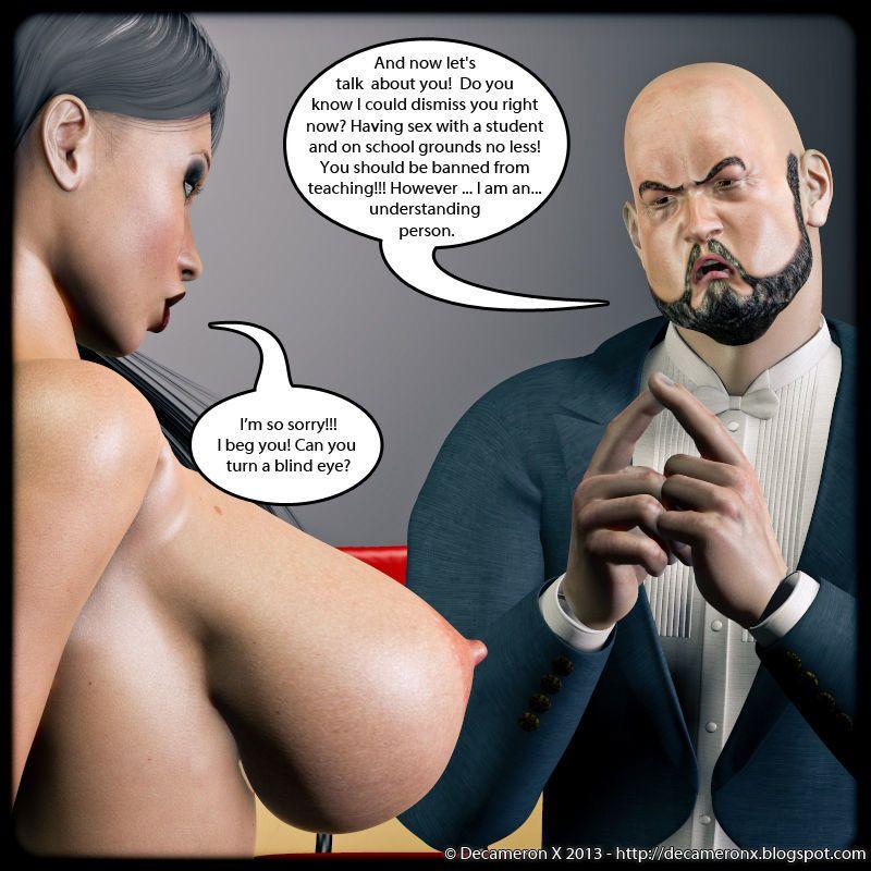 [decaMeron X] Eva Lust - Ch. 1: Perverse Reality - part 3