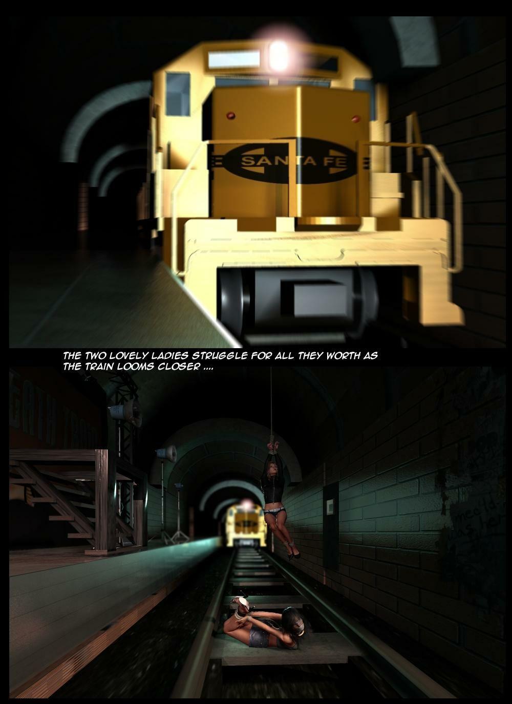 Carey vs the Death Train