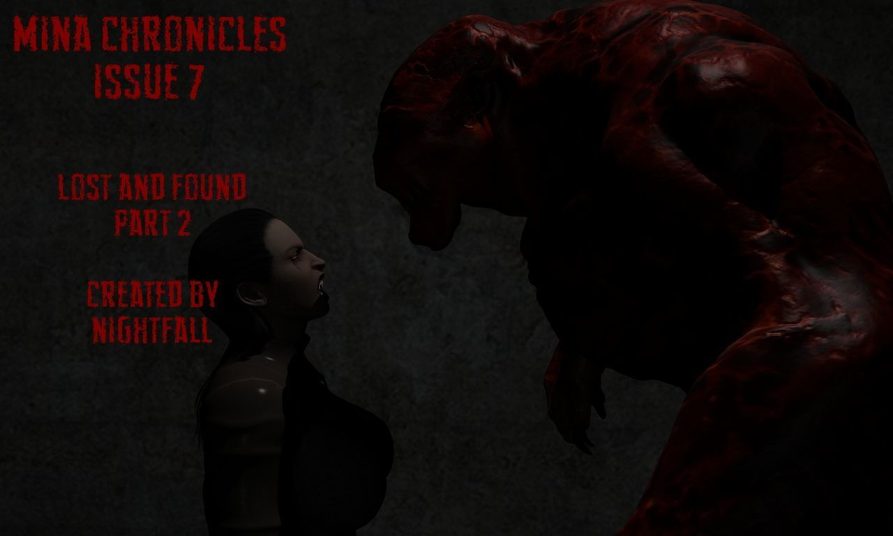 Mina Chronicles Issue 7 - Lost and Found Part 2