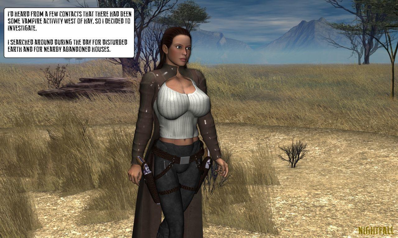 Mina Chronicles Issue 3 - Origins Part 3