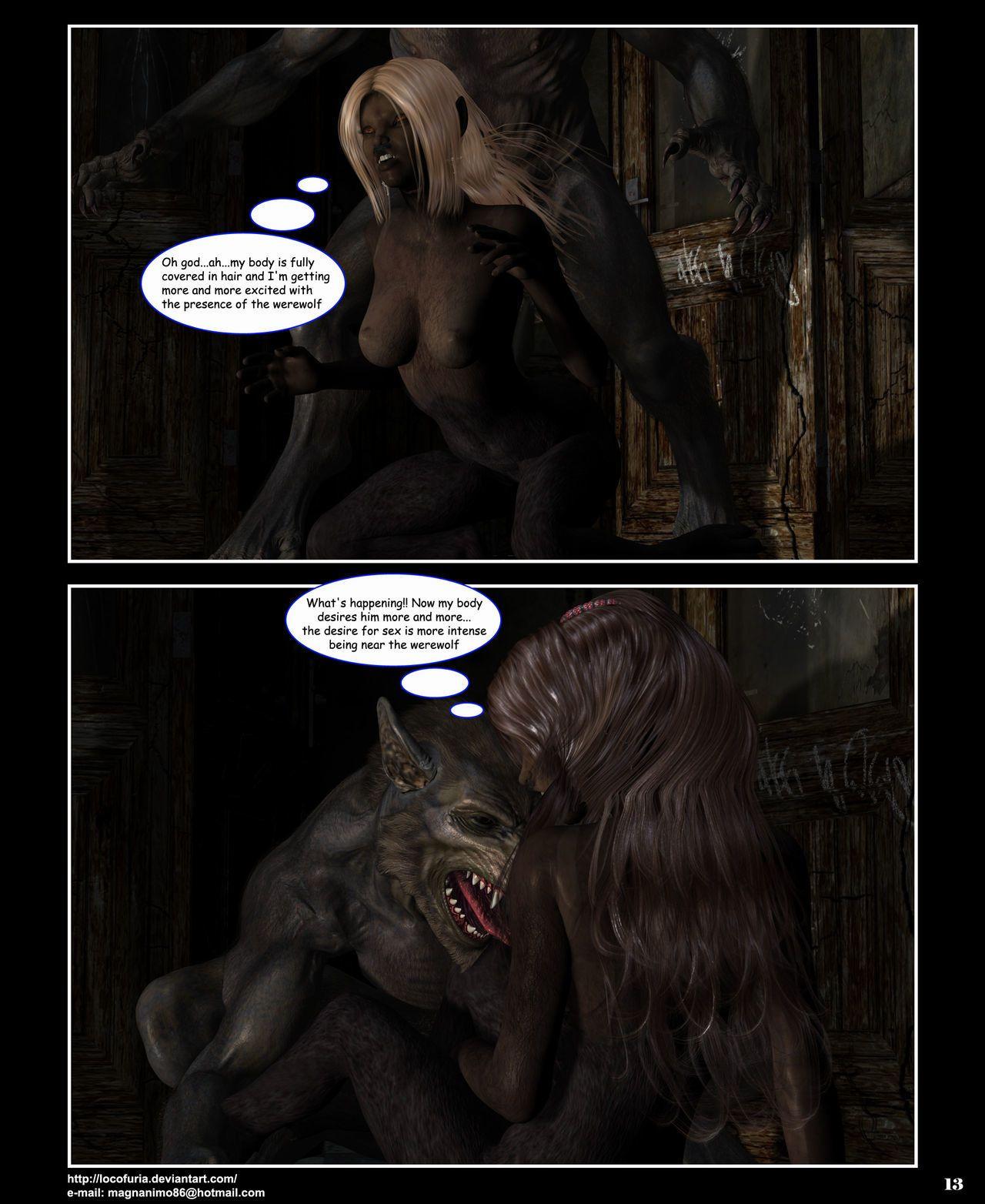 Werewolf Fan