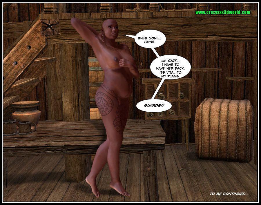 Mermaid Rose 4 - part 2