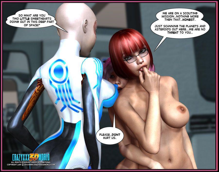 Ass Effect 01-03 - part 4