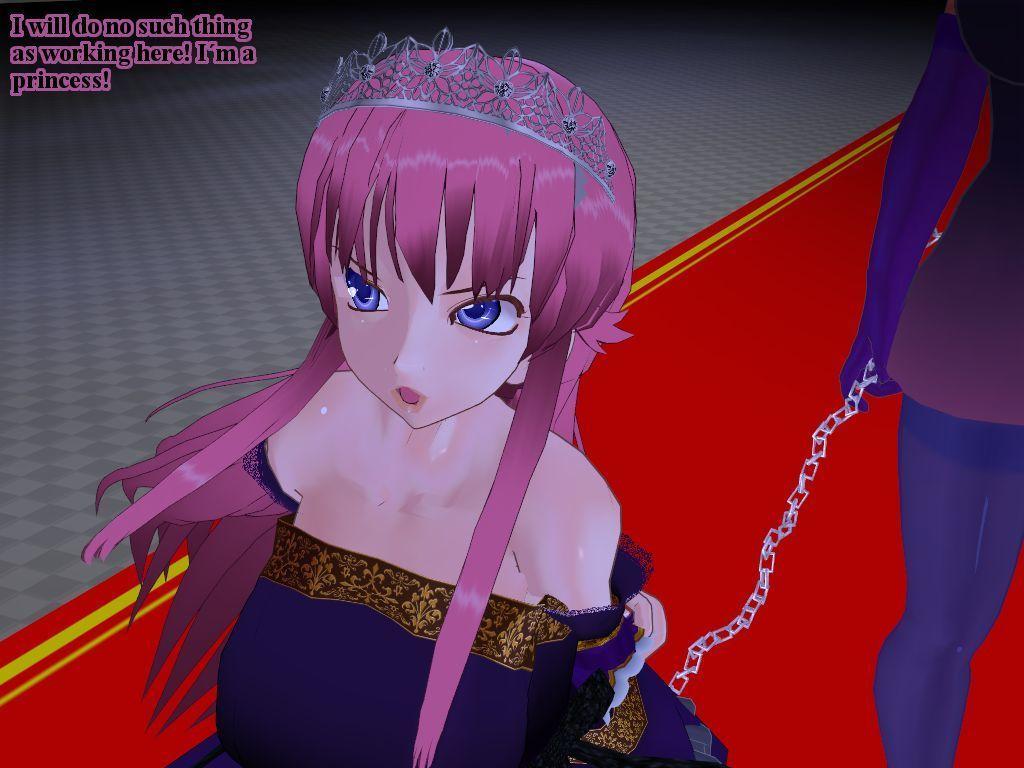 [The Necromancer] Princess