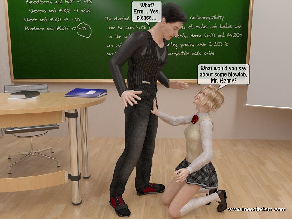 incestbdsm - Teaching freshie to respect her parents