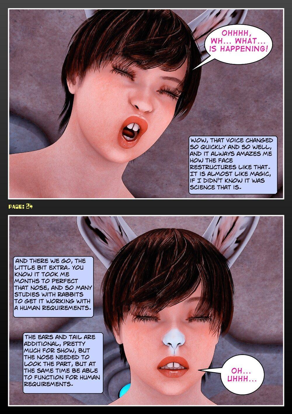 [Goldendawn] Bunny Nano Virus - part 2