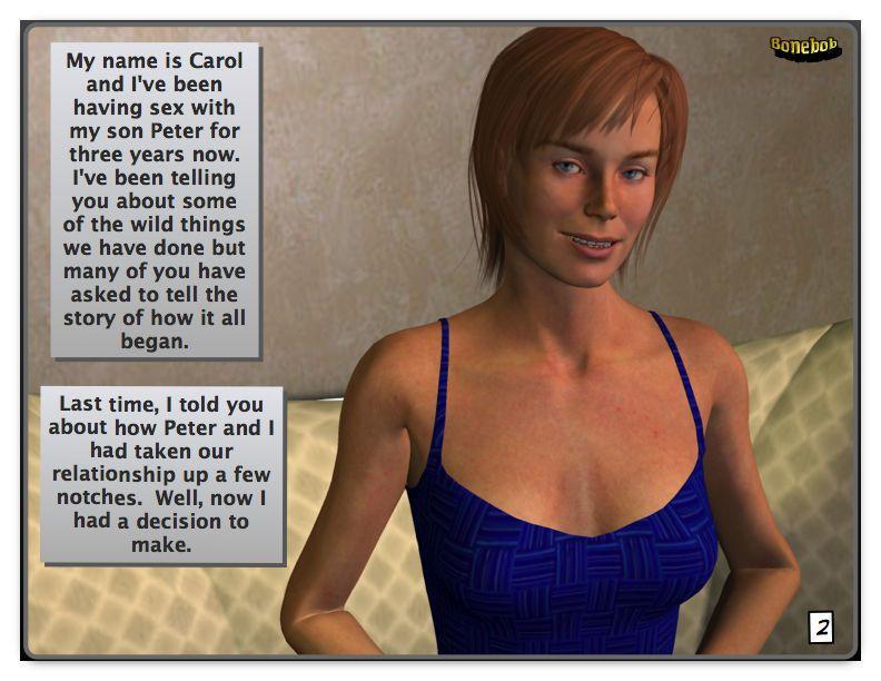 [BoneBob] Carol & Peter- chapter 04: The beginning part 4