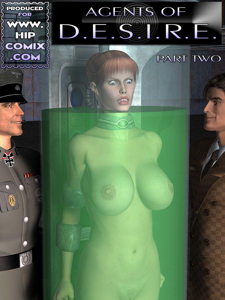 Agents of D.E.S.I.R.E. - The Origin of Valiant Girl