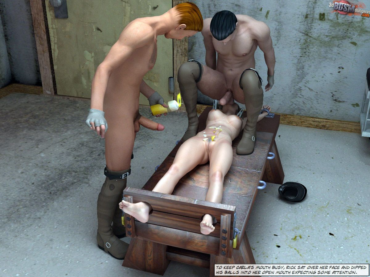 [3D BDSM Dungeon] The Basement Mystery - part 2