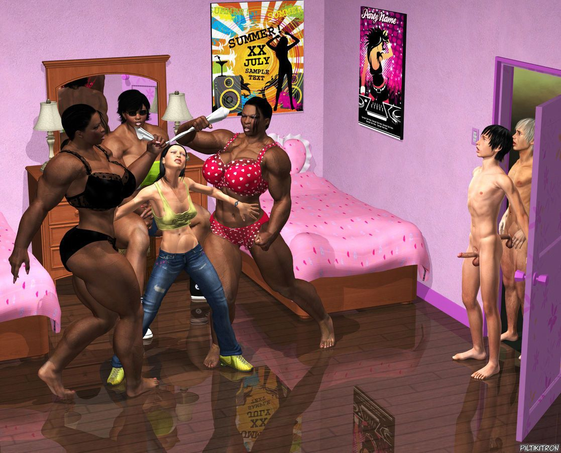 Piltikitron NO FUTA - Black Power - part 3