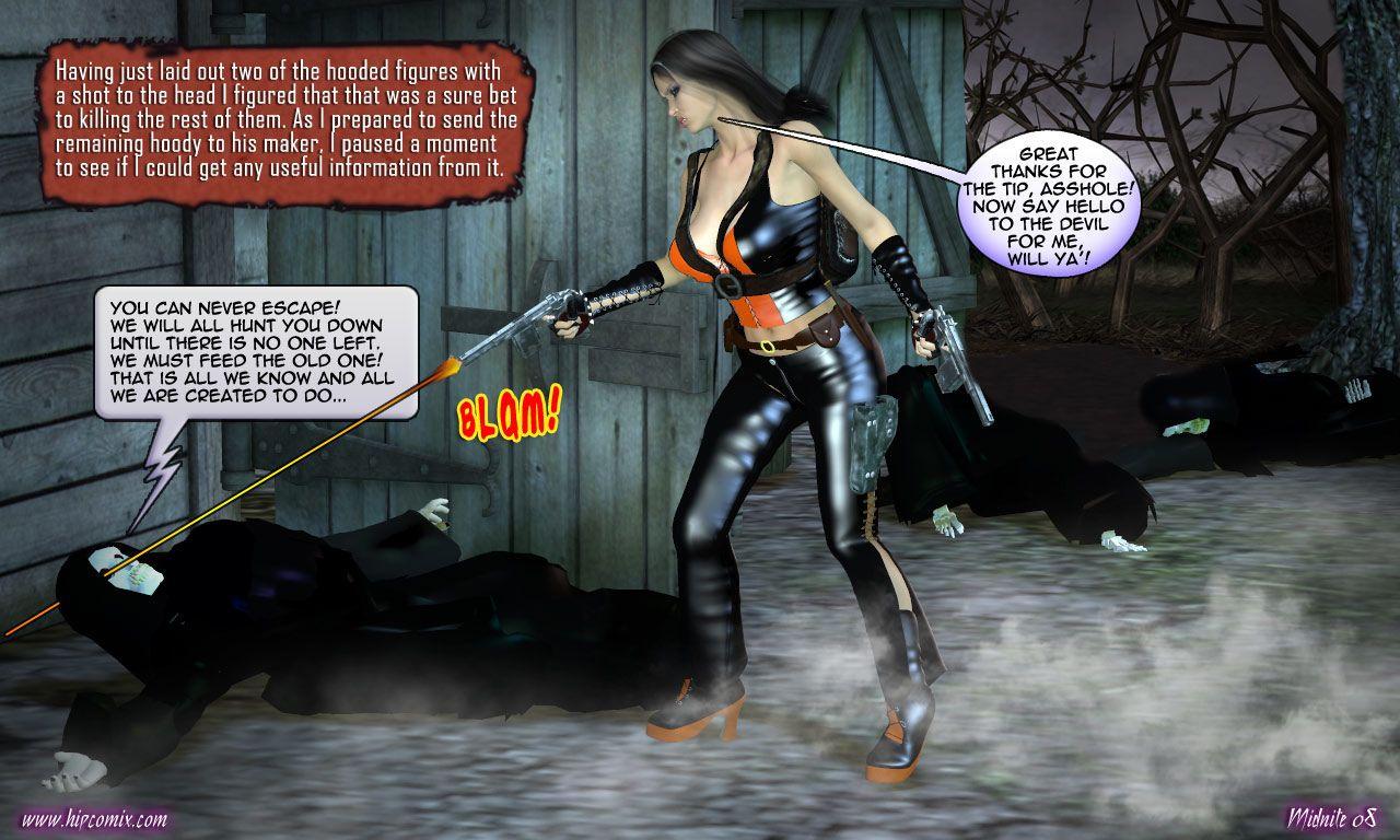 Betty Noir Private Eye - 05.The Gothic Horror Adventure - part 3