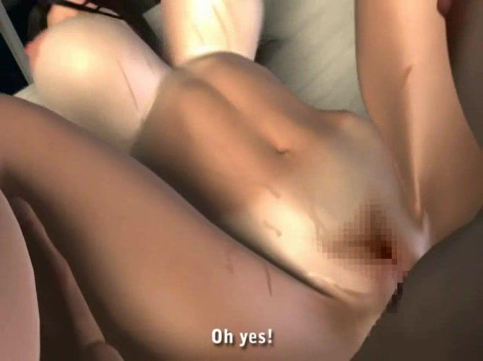 [Umemaro 3D] Dr. Sugimotos Lecherous [English] - part 20