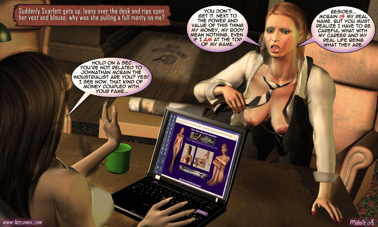 Betty Noir Private Eye - 04.The Case of the Pharaoh\'s Phallus