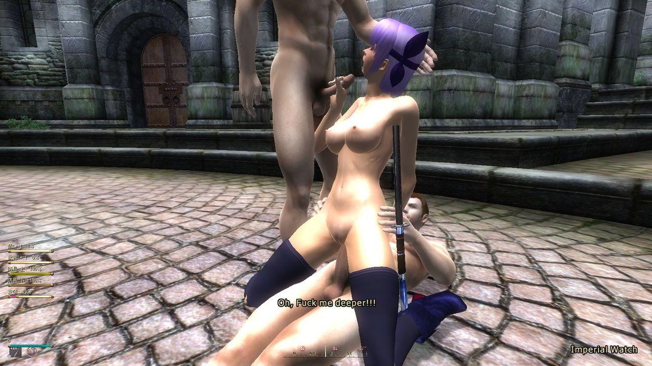[Oblivion Mod][Dead or Alive] Ayane Pic