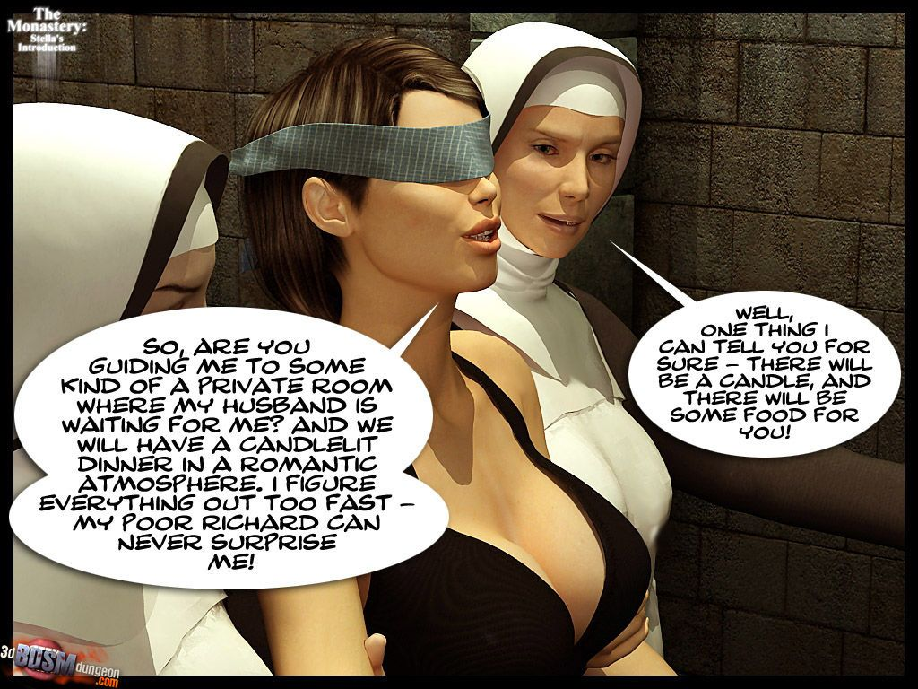 The Monastery - Stella\'s Introduction