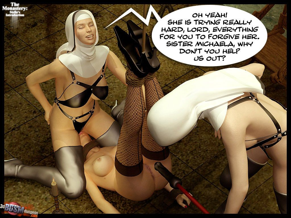The Monastery - Stella\'s Introduction - part 2