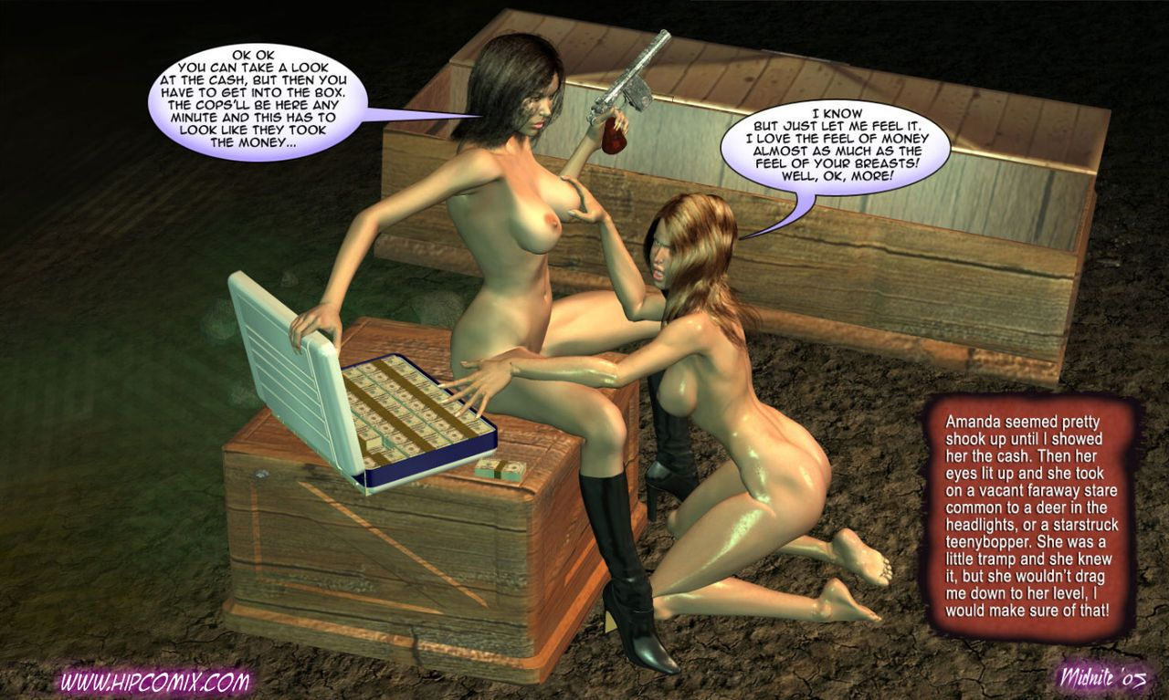 [Midnite] Betty Noir Private Eye - The Kidnapping Caper - part 2